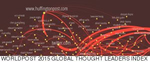 GDI WORLDPOST 2015 GLOBAL THOUGHT LEADERS INDEX 2