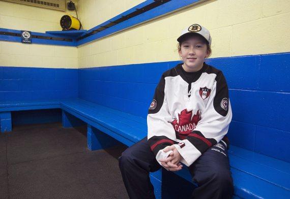halifax hockey changeroom