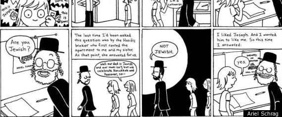 JEWISH WOMEN COMICS