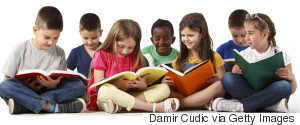 KIDS OF COLOR READING