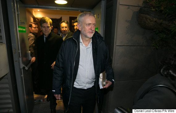 corbyn stop the war