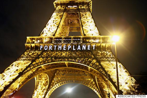 paris for the planet
