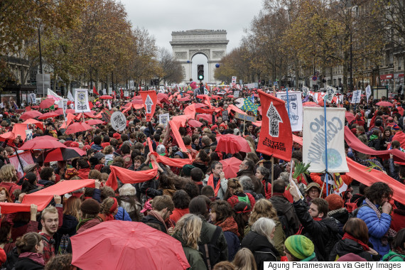 cop21 activist paris