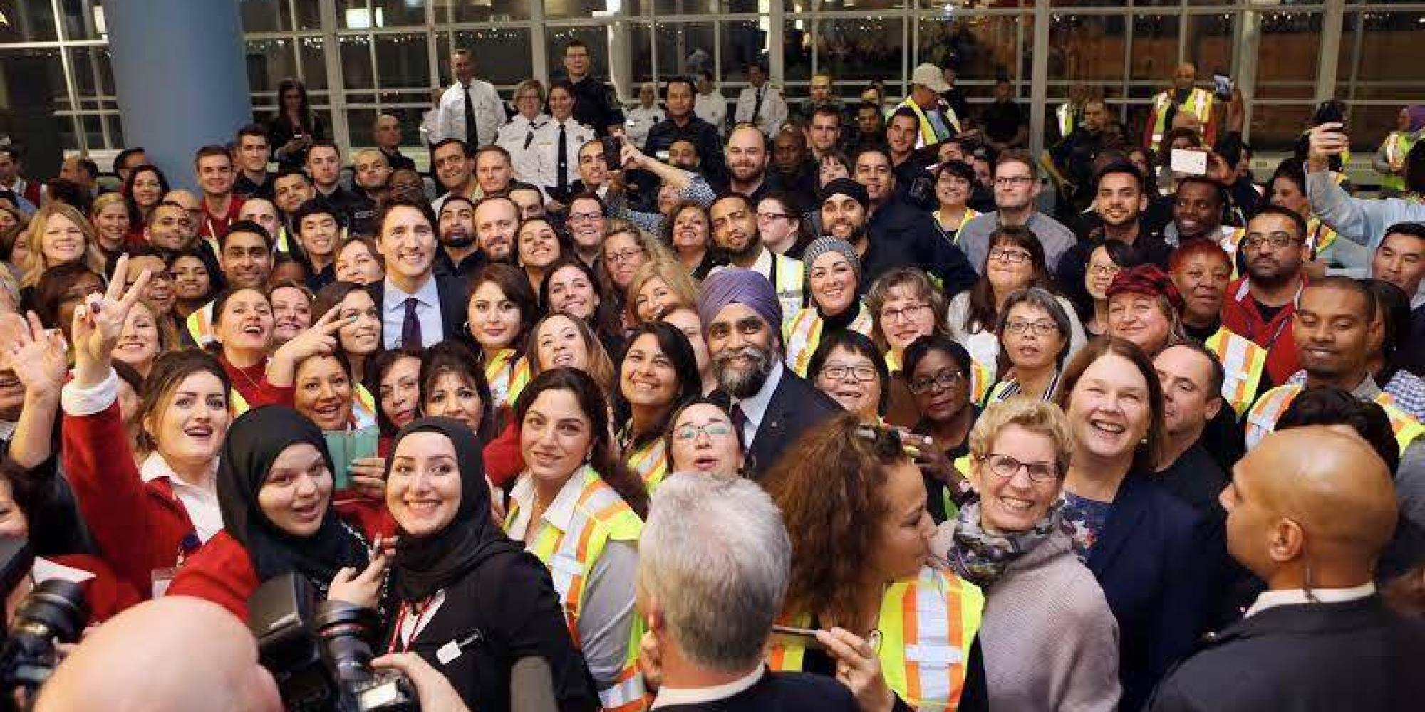 refugees in canada While anecdotal, many interviews with refugees suggest canada's reputation for inclusiveness has been a deciding factor in the decision to cross the border.
