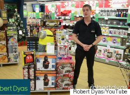 Nobody Knows What To Think About The Robert Dyas Christmas Advert