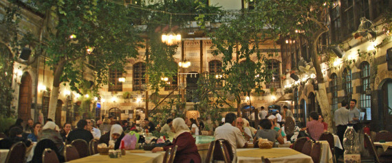 DAMASCUS RESTAURANTS