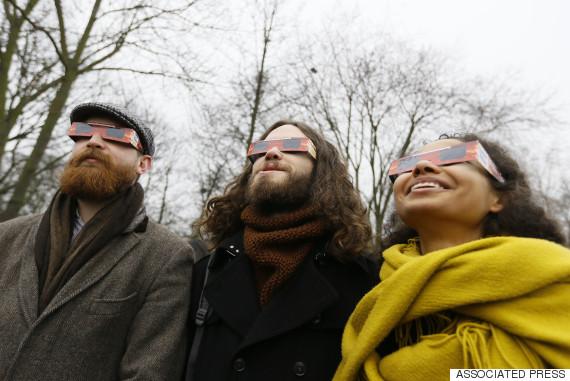 britain eclipse