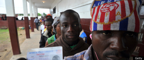 LIBERIA ELECTIONS OPPOSITION