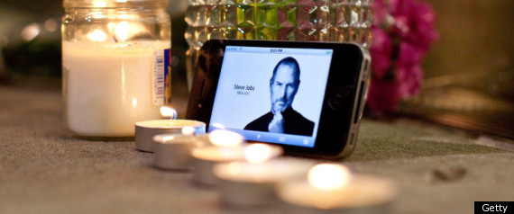WHY WE MOURN STEVE JOBS