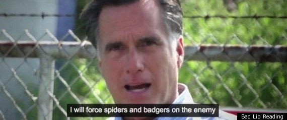 Bad Lip Reading Romney
