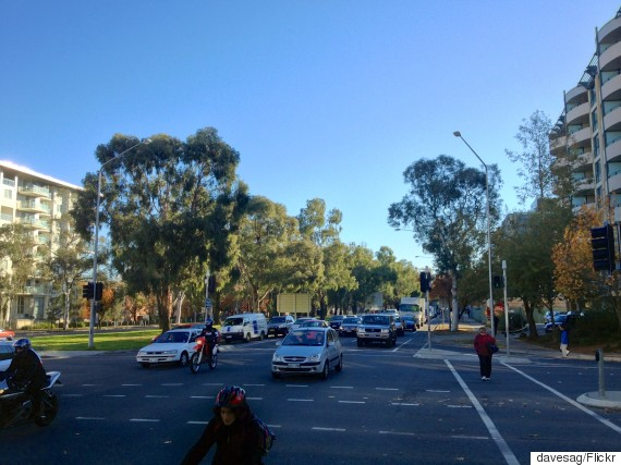 northbourne avenue