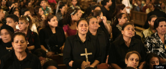 EGYPT DISCRIMINATION CRIMINALIZED