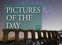 LIVE: News Pictures Of The Day: