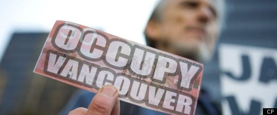 OCCUPY VANCOUVER
