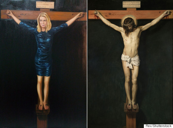 katie hopkins christ crucified