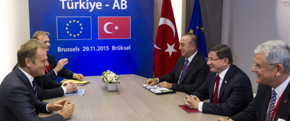 TURKEY EUROPEAN UNION