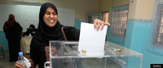 Oman Voters Elect Woman