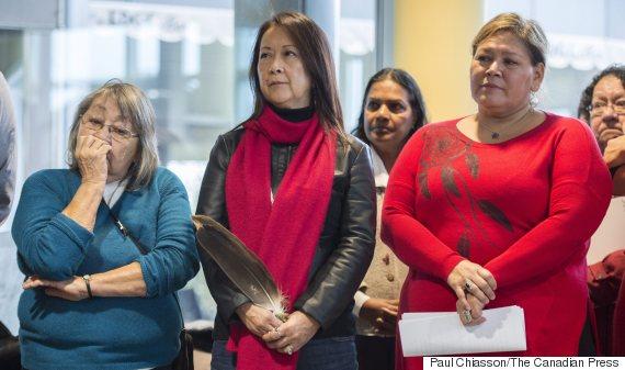 quebec native women