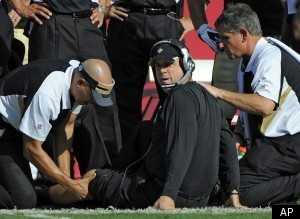 Sean Payton Injury