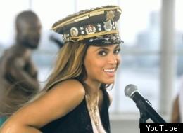 WATCH: Beyonce Debuts 'Love On Top' Video