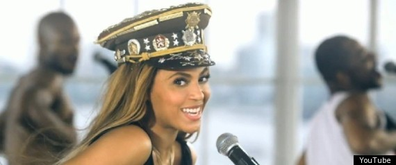BEYONCE LOVE ON TOP VIDEO