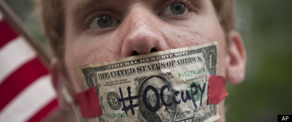 OCCUPY WALL STREET FUNDRAISING