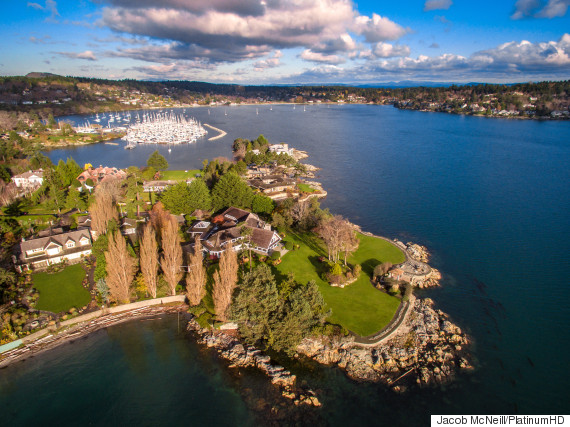 vancouver island most expensive