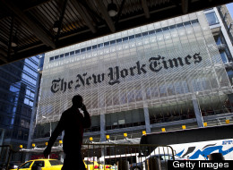 The new york times said on monday that it will offer buyouts to some