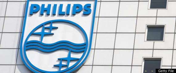 PHILLIPS ELECTRONICS JOB CUTS