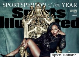 People Aren't Happy About Serena Williams' 'Photoshopped' Sports Illustrated Cover