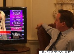 David Cameron Still Hasn't Learnt His Lesson About Tweeting Pictures Of Himself