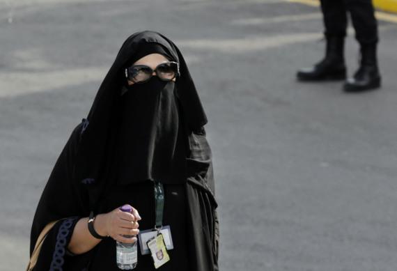 saudi woman elections