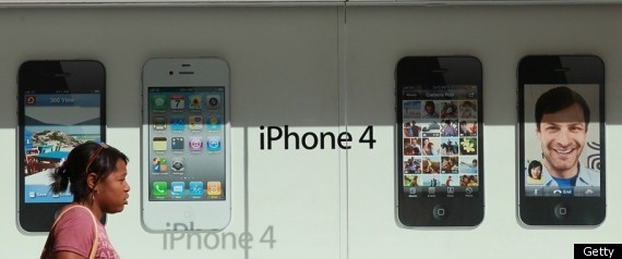 Iphone 4s Sales
