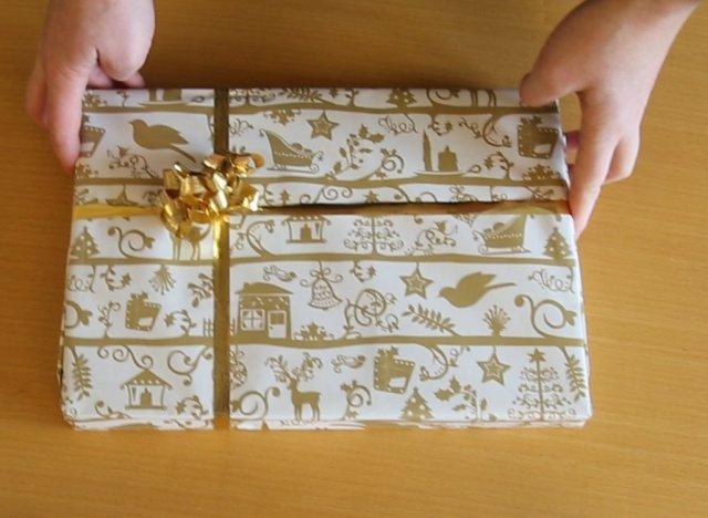 Joyeuses f tes une vid o pour emballer vos cadeaux de - Joyeuses fetes magasin ...