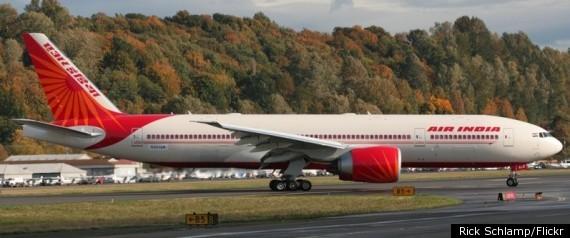 AIR INDIA TARMAC DELAY