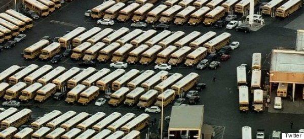 Cierran escuelas de Los Ángeles por amenaza terrorista