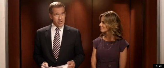 BRIAN WILLIAMS TED KOPPEL PROMO