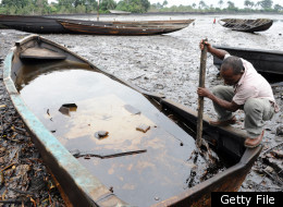 Shell Nigeria Abuses Oil Spill