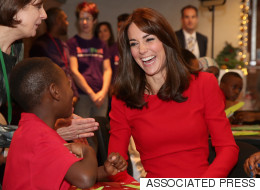 Kate Middleton's Dress Drums Up Attention At Charity Jam Session