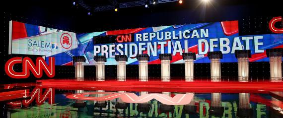 a review of a republican debate