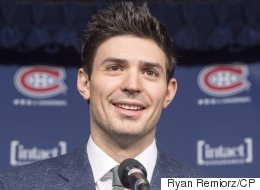 B.C.'s Carey Price Crowned Canada's Top Athlete