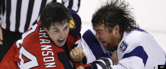 Nhl Fighting