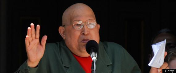 HUGO CHAVEZ CUB