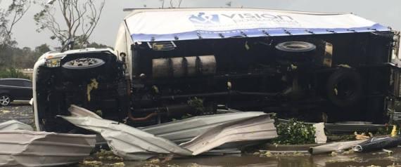 truck sydney storm