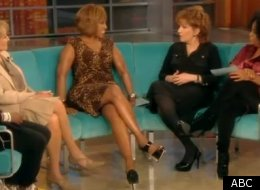 WATCH: Gayle King's Wacky Surprise On 'The View'