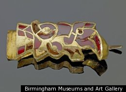 National Geographic Anglo-Saxon Exhibition: Rare Artifacts Go On Display Oct. 29