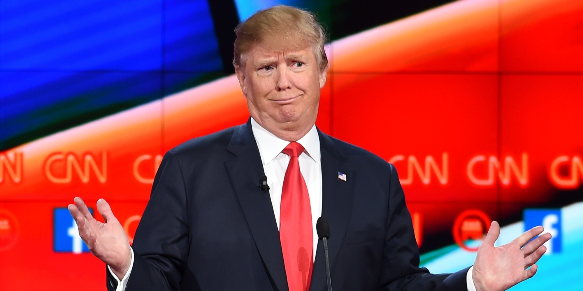 Donald Trump S Face Wins The Last Republican Presidential
