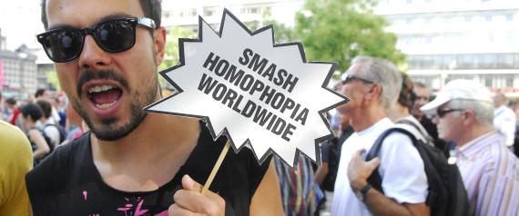 LGBTI PROTEST GERMANY