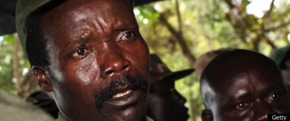 UGANDA JOSEPH KONY