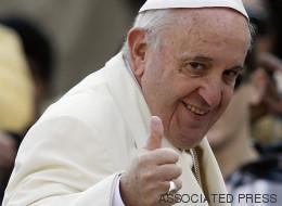 Lettre au Pape François à l'occasion de Noël